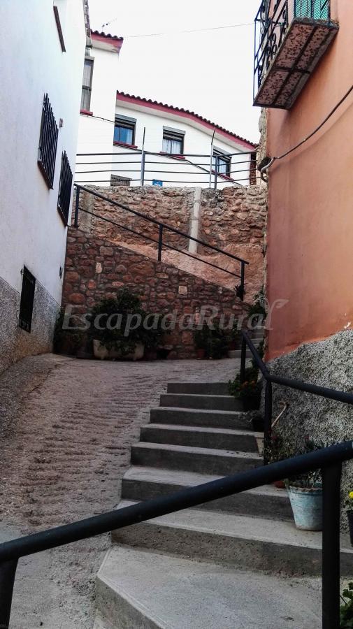 Fotos de casa rural romari casa rural en castielfabib valencia - Casa rural ademuz ...