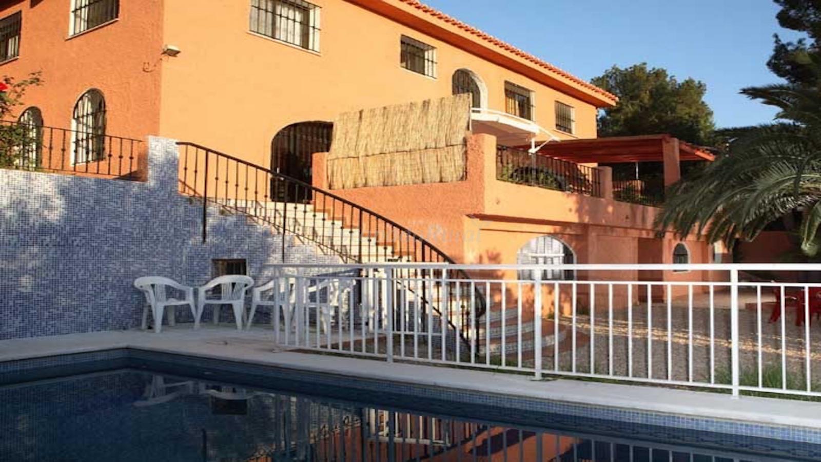 Fotos de la peque a casa de campo em el vedat valencia - Casa de campo en valencia ...