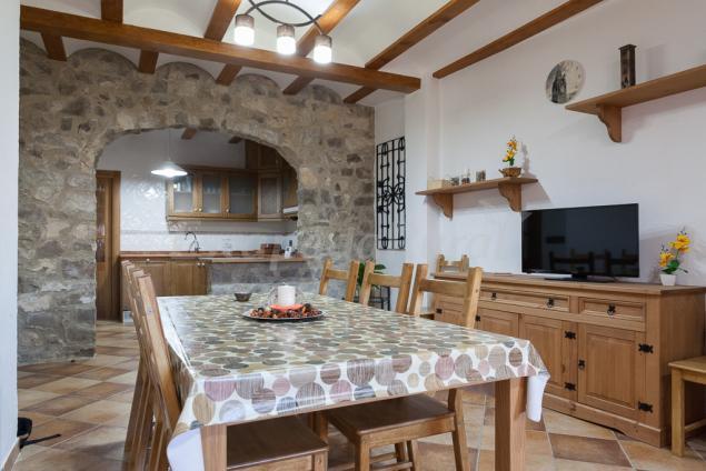 Casa rural buseo casa de campo em chera valencia - Casa de campo en valencia ...