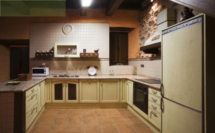 Fotos de la abuela chicharra casa rural en castrillo de - Cocinas castrillo valladolid ...