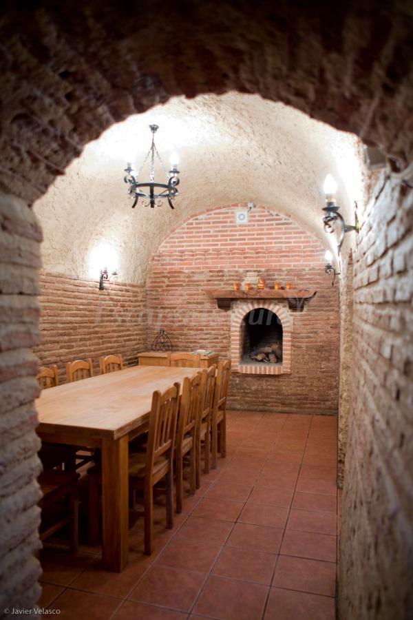 Fotos de villa calera casa rural en rueda valladolid - Bodegas para casa ...