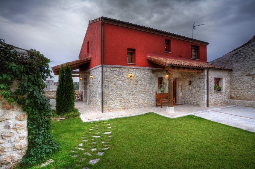 Fotos de el p jaro verde casa rural en fompedraza - Casa rural pajaro bobo ...