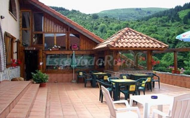 Ordaola Casa Rural En Alonsotegi Vizcaya
