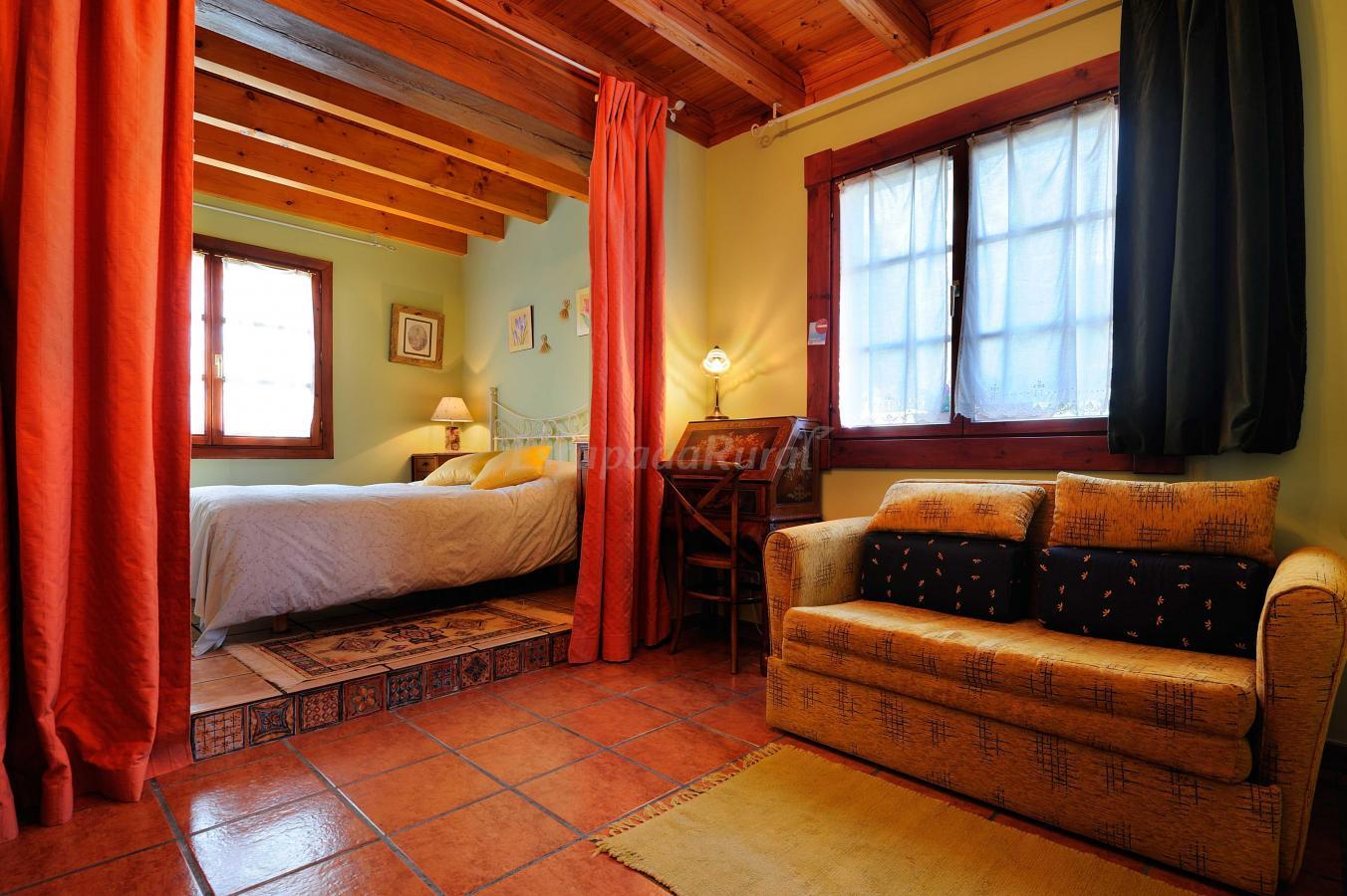 Fotos de la casa de madera casa rural en arrieta vizcaya - La casa de madera valencia ...