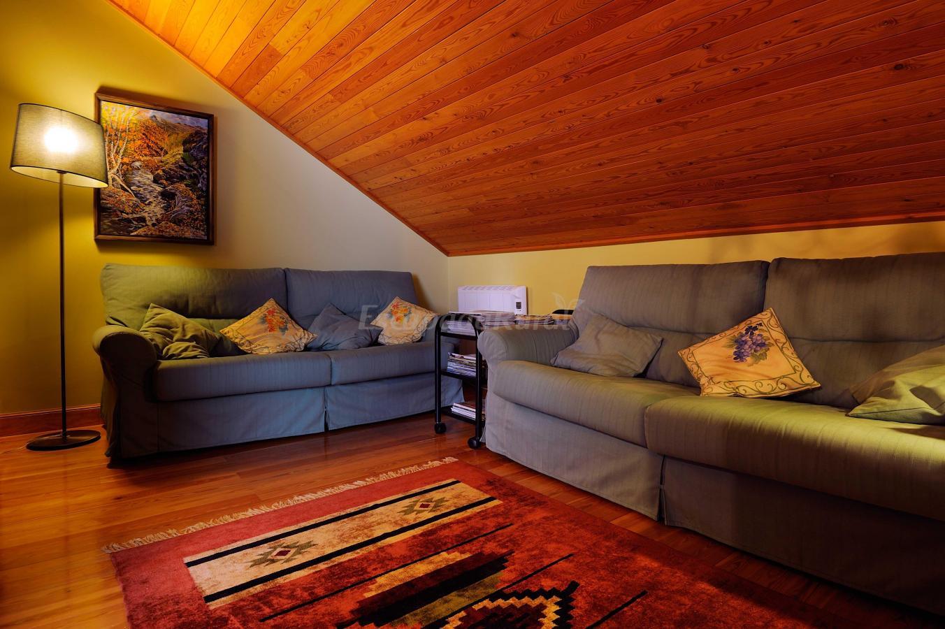 Fotos de la casa de madera casa rural en arrieta vizcaya for La casa de madera