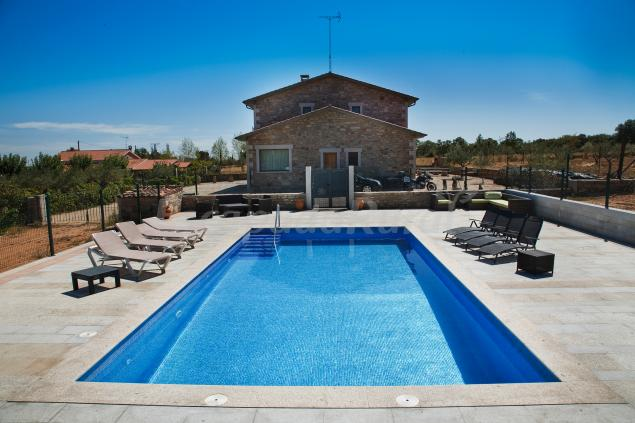 30 casas rurales con piscina en zamora for Casas rurales castellon con piscina