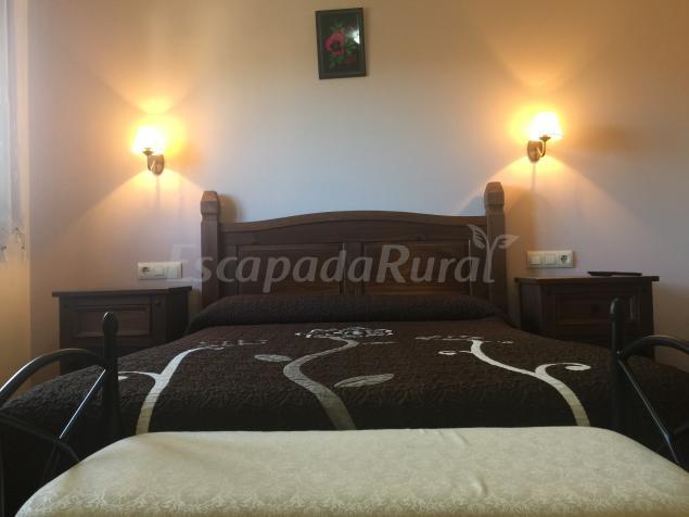 Apartamentos sanabria casa rural en galende zamora - Casas rurales sanabria ...
