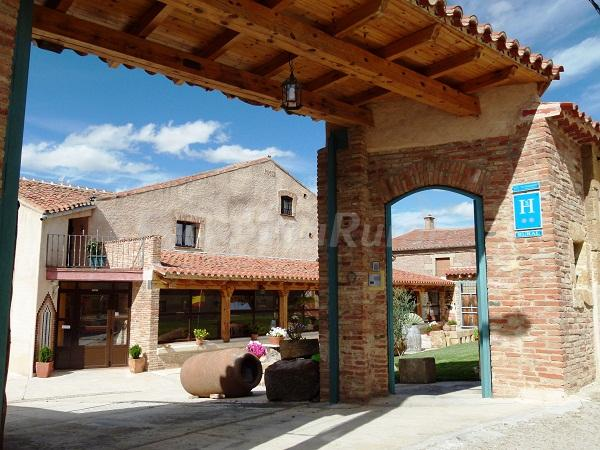 Foto di el perdigon hotel rural casa rural en el perdigon zamora - Casas rurales cerca de zamora ...