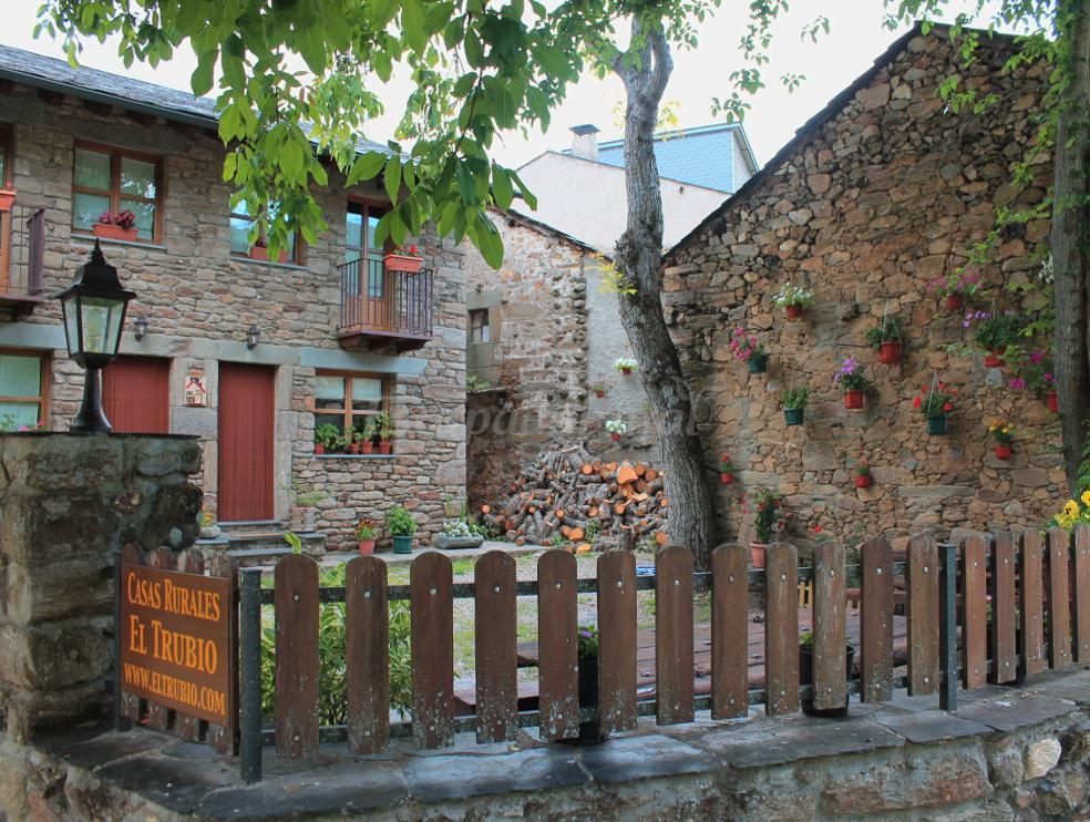 Fotos de casa rural el trubio casa rural en vigo zamora - Casas rurales sanabria ...