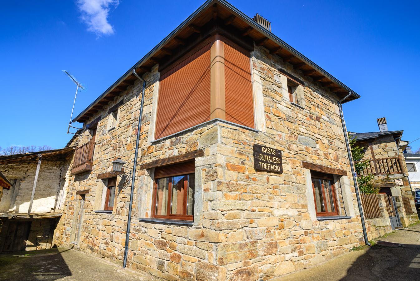 Fotos de casas rurales trefacio casa rural en trefacio - Fotos casas rurales ...