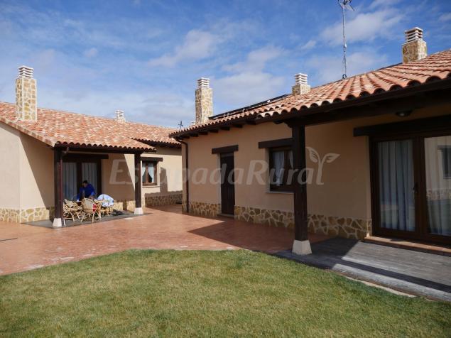 adb6101d687fc Casas Turismo Rural Alvadá - Casa rural en Villarrín de Campos (Zamora)