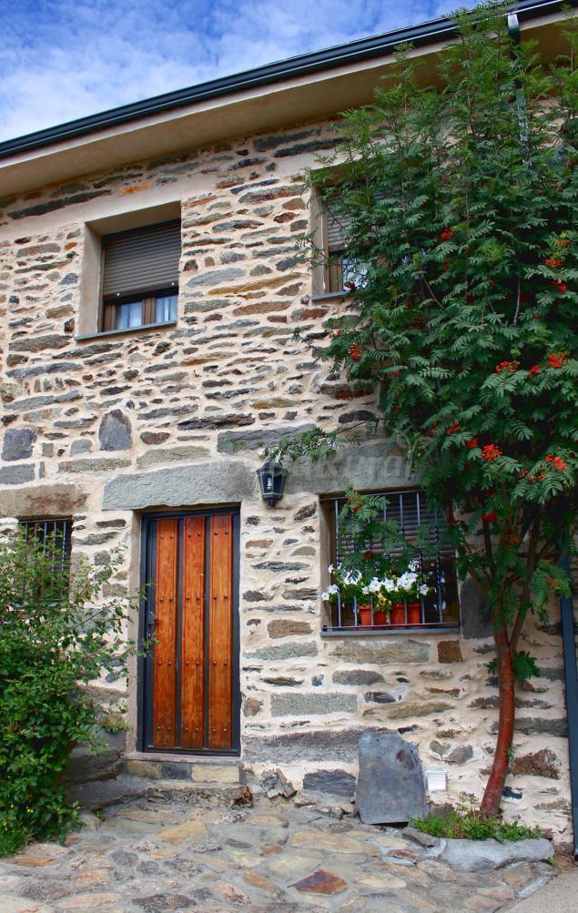 La casita de paulino casa rural en san cipri n zamora - Casas rurales cerca de zamora ...