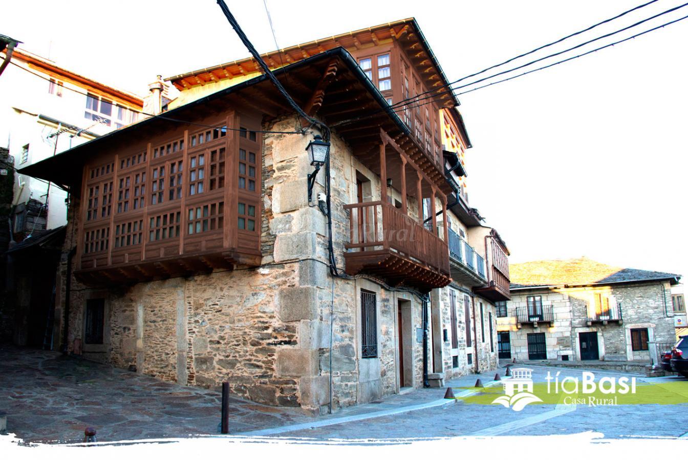 Fotos de casa rural tia basi casa rural en puebla de - Casas rurales sanabria ...