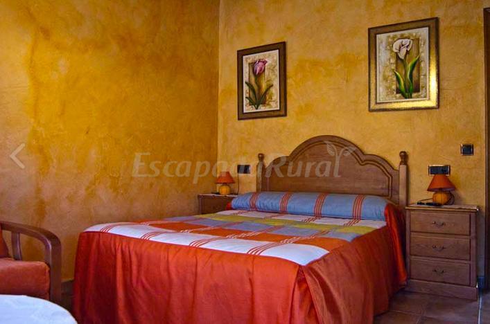 Foto di casa rural dos infantas las lilas casa vacanze - Casa rural las lilas ...