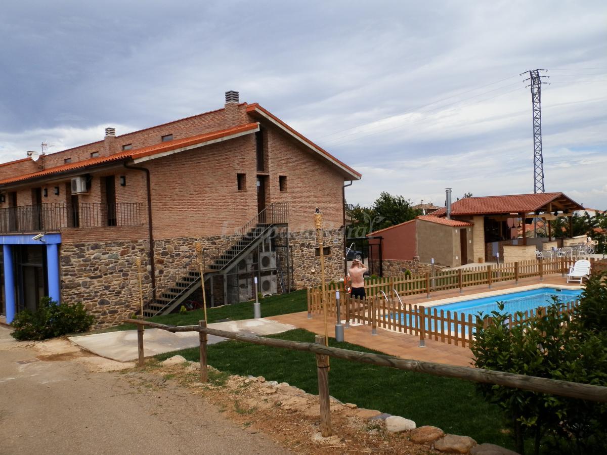 Fotos de hotel restaurante el comendador de a n casa rural en a n de moncayo zaragoza - Casa rural moncayo ...