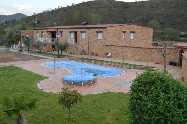 Casas rurales en comunidad de calatayud con jacuzzi - Casa rural con jacuzzi aragon ...