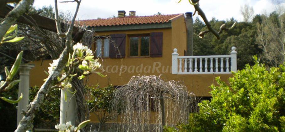 Fotos de casa el jard n del moncayo rural casa rural en for Casa rural el jardin