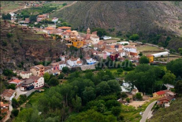 Casas rurales en calatayud zaragoza for 56 635
