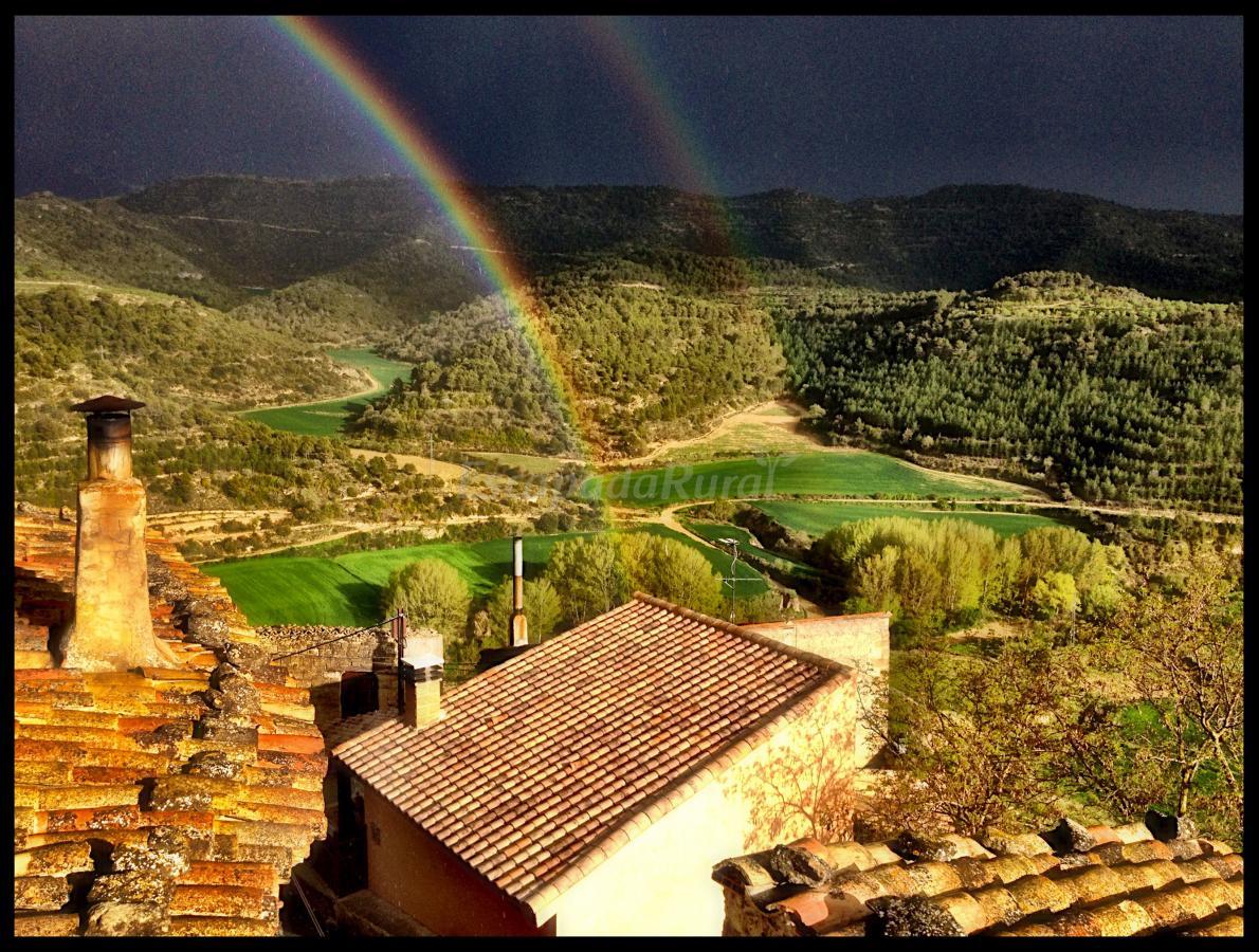 Fotos de el jard n secreto casa rural en or s zaragoza for El jardin secreto precios
