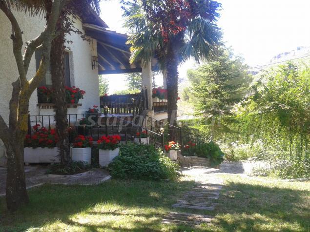 casa rural nuevalos