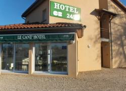 Le Cant'Hotel (Cantal)