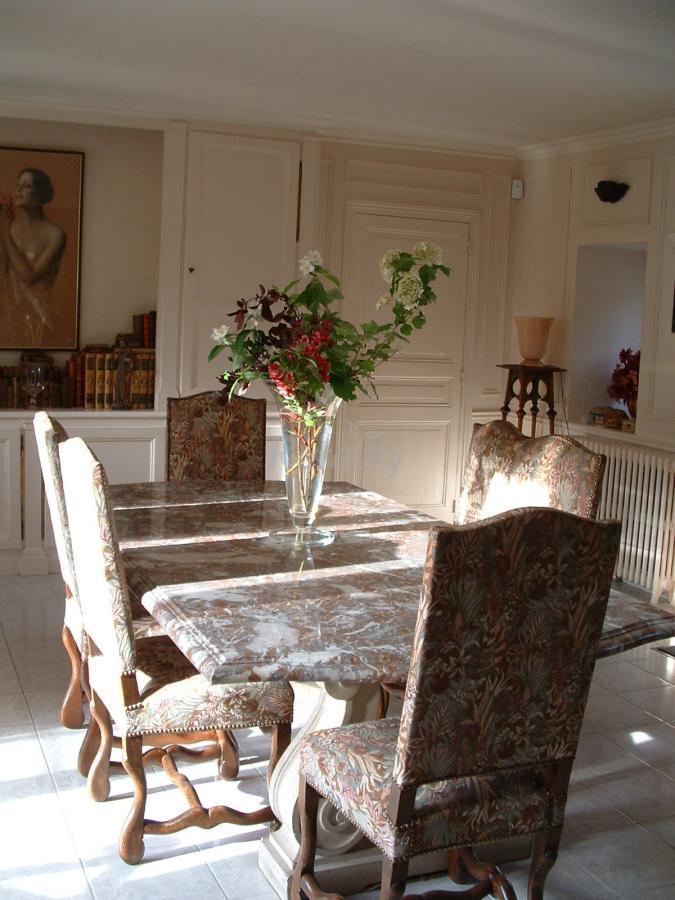 Foto di chambres d 39 h tes manoir de beaupr casa vacanze for Chambre d hote morbihan