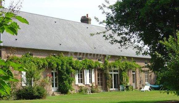 Ferme de bellevue chambres casa rural en bernay en - Chambre d agriculture de la somme ...