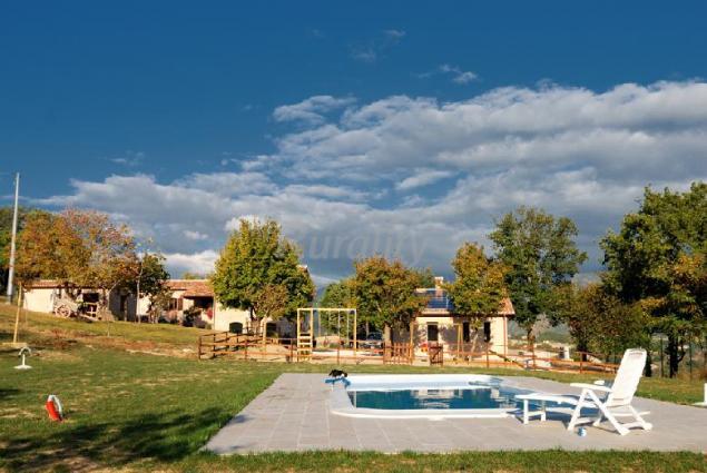 Il castellaro agriturismo casa rural en sassoferrato ancona - Sogno casa fabriano ...