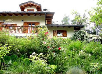 Il giardino dell 39 artemisia casa vacanze agressan aosta - Il giardino dell artemisia ...