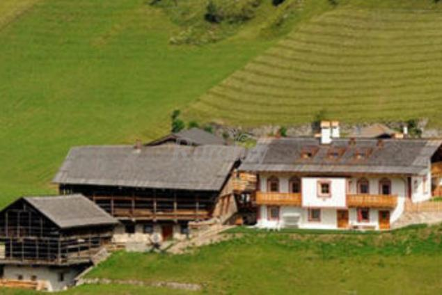 Larciuneihof - Casa rural en Selva di Val Gardena (Bolzano)