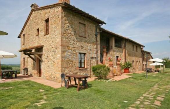 Casa baccelli casa rural en montaione firenze for Arredo casa montaione