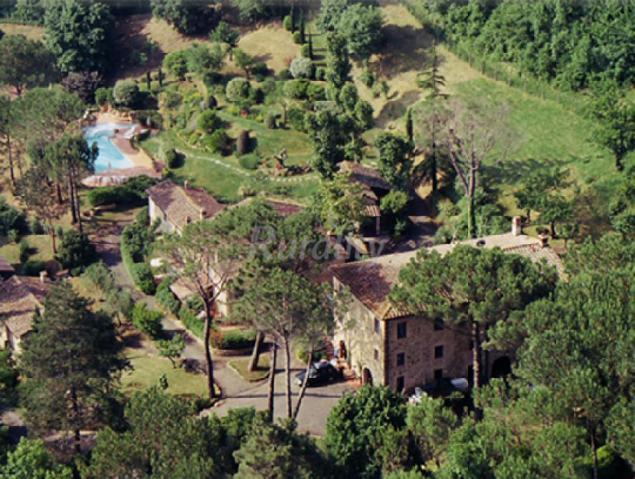 Il lebbio casa rural en montaione firenze for Arredo casa montaione