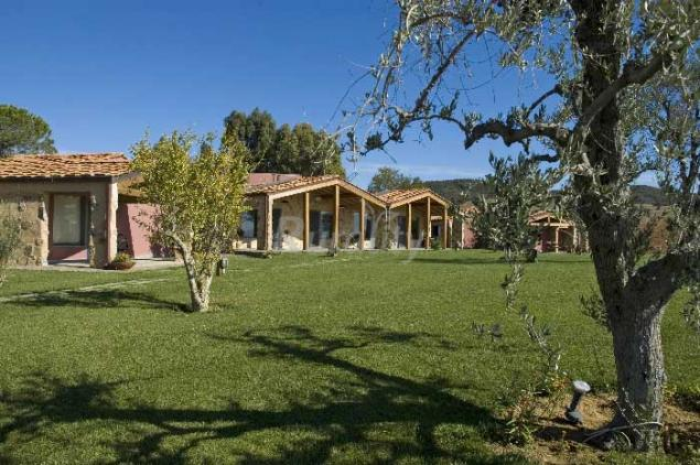 Agriturismo Torribasse en Orbetello