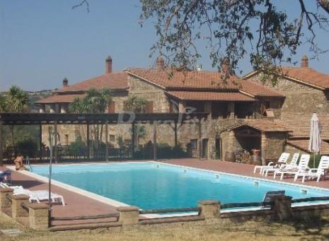 Foto di podere del vescovo casa rural en castel del for Immagini del piano casa gratis