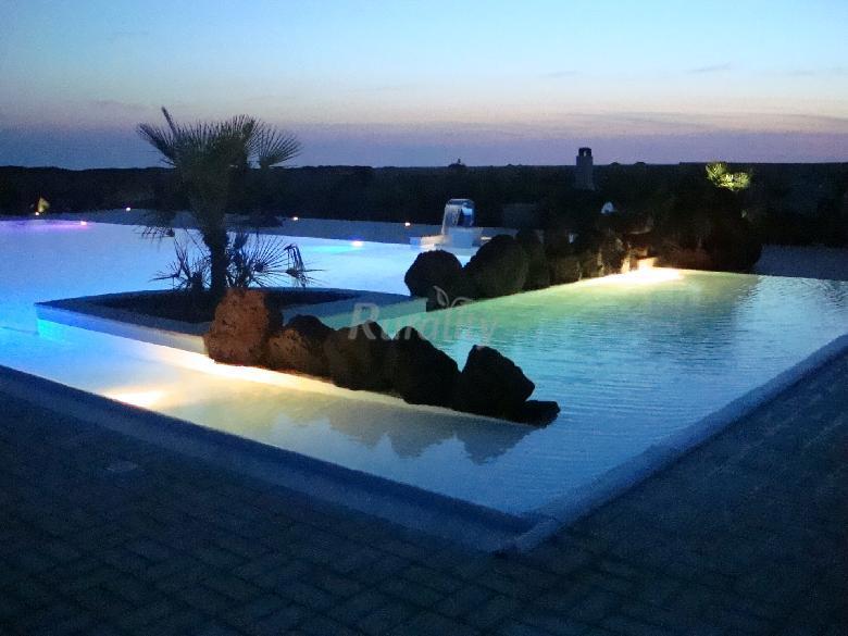 Foto di caponieddu country resort spa casa rural en - Piscina oristano ...