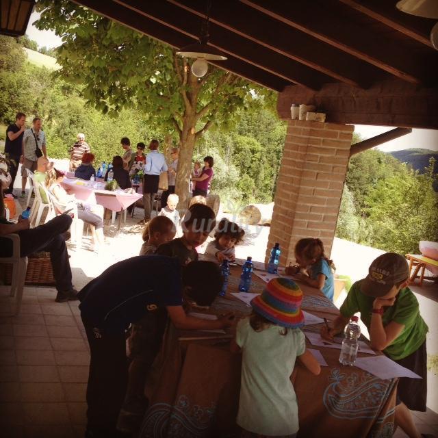 Foto di PODERE CRISTINA di Cipelli Valentina - casa vacanze ...