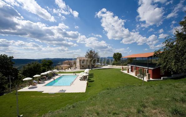 Le Terre del Verde - Casa rural en Gualdo Tadino (Perugia)