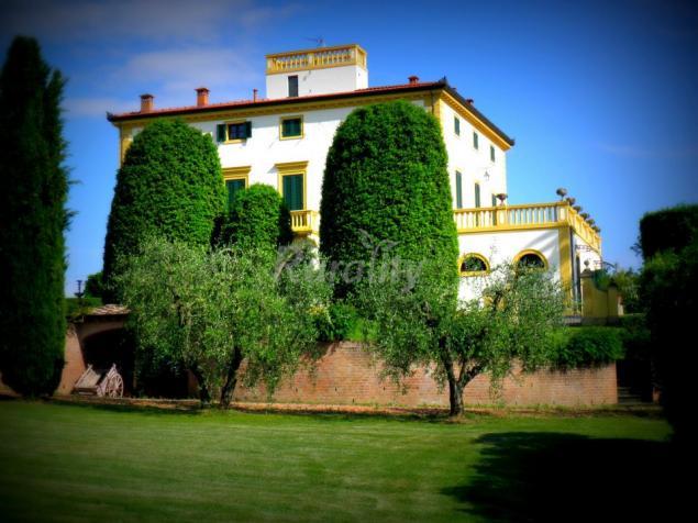 Podere Sant 39 Antonio Villa Artemisia Casa Rural En