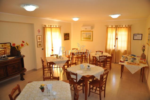 Elios Country Village en Ascea