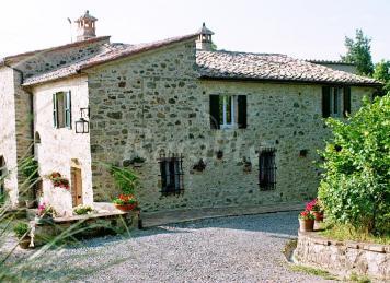 Domus Etrusca - casa vacanze aSan Casciano dei bagni (Siena)