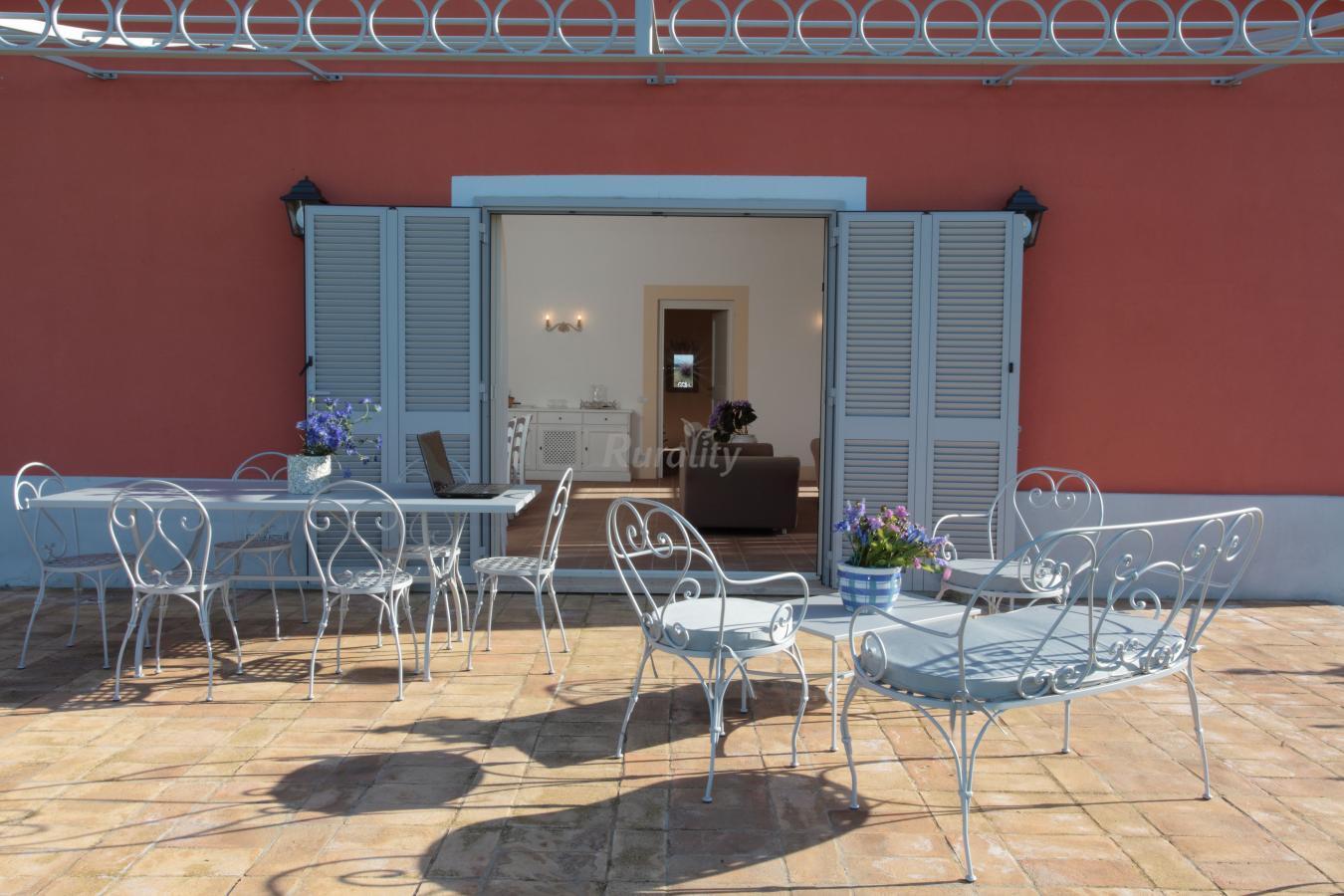 Foto di agriturismo piani della marina casa vacanze for Piani di casa di 1600 piedi quadrati