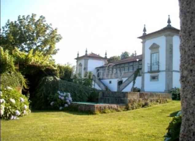 Casa da breia casa rural en arcos de valdevez alto minho - Casas rurales norte de portugal ...