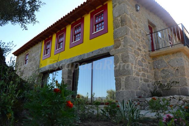 Quinta do olival casa rural en arcos de valdevez alto minho - Casas rurales norte de portugal ...