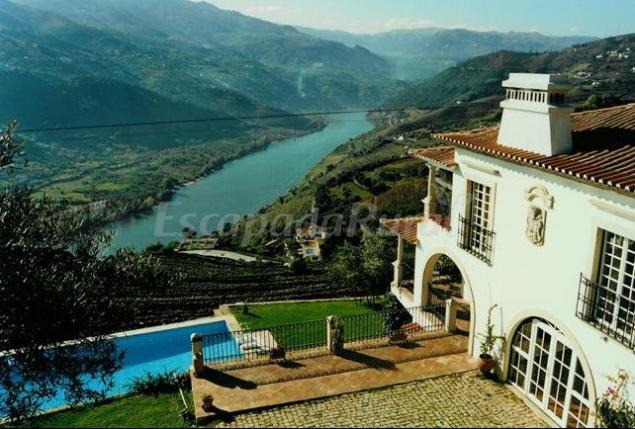 Casa das canilhas casa rural en mes o frio douro - Casas rurales norte de portugal ...