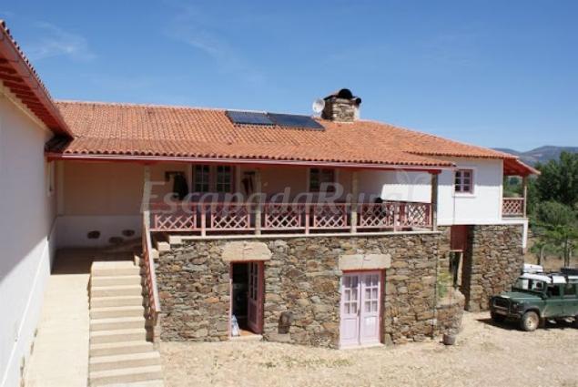 Precios de quinta do barrac o da vilari a casa rural en vila flor terras de tr s os montes - Casas rurales norte de portugal ...